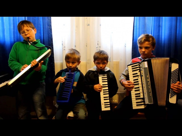 Melodica Akkordeon; Oh When The Saints