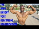 Calisthenics Routine - The Dark Knight does Beastmode Requirements