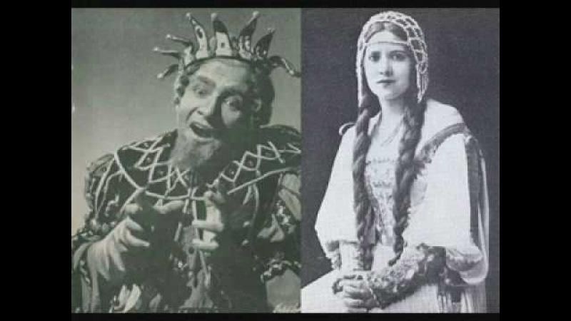 Leonard Warren Bidu Sayão - Figlia!...mio padre (1945 live)