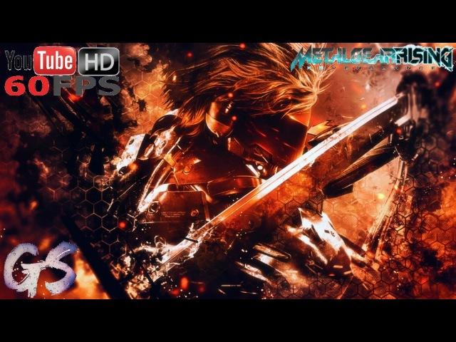 The Best Metal Gear Rising: Revengeance Playthrough on YouTube (60 FPS)