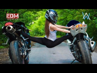 Alan Walker 🔥 Best of Alan Walker 2017 🏍 Enjoy Your Ride - Biker Edition