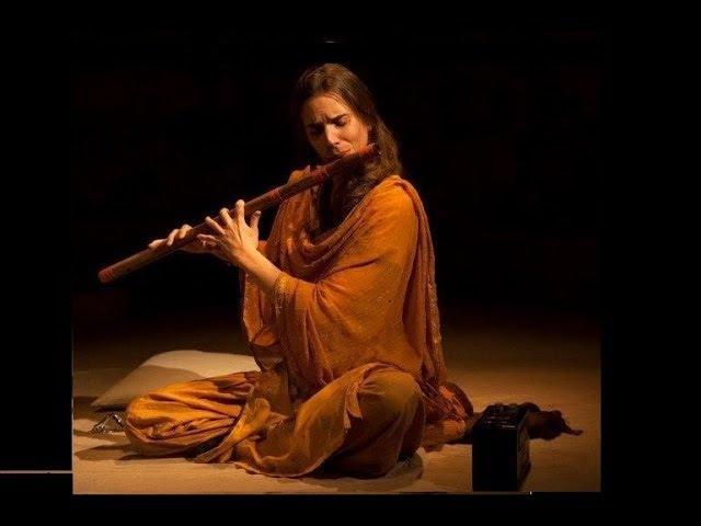 Julia Ohrmann Mehdi Aminian - Persian Ney Indian Bansuri - Call of the winds (Full concert)