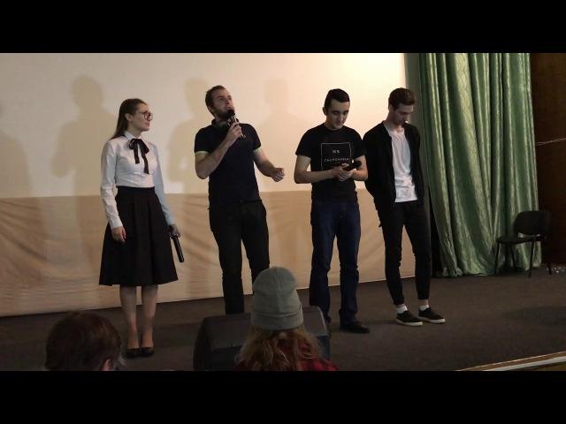 ЧакЧак Норрис. Открытие фестиваля Приморской Лиги КВН 2018. 12.03.18