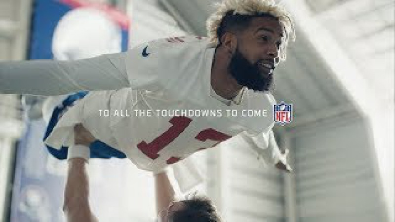 Touchdown Celebrations to Come | NFL | Super Bowl LII Commercial