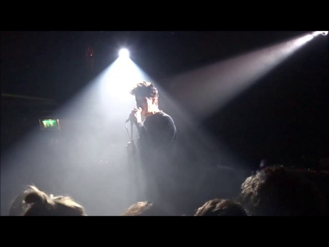 Francis and the Lights - See Her Out / The Top, Bitterzoet 07-03-2017