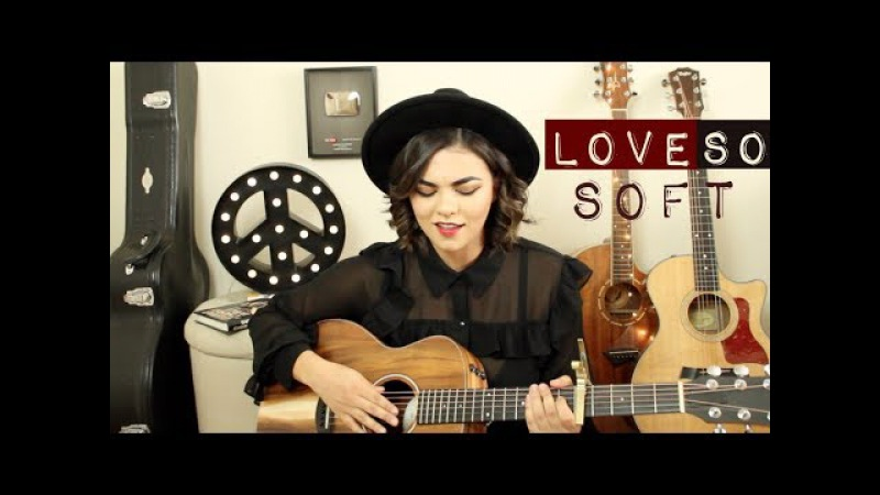 Love So Soft - Kelly Clarkson Cover Mackenzie Johnson