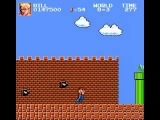 Super Mario Bros. Crossover 3.0 - Contra as Bill Rizer