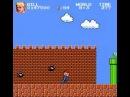 Super Mario Bros Crossover 3 0 Contra as Bill Rizer