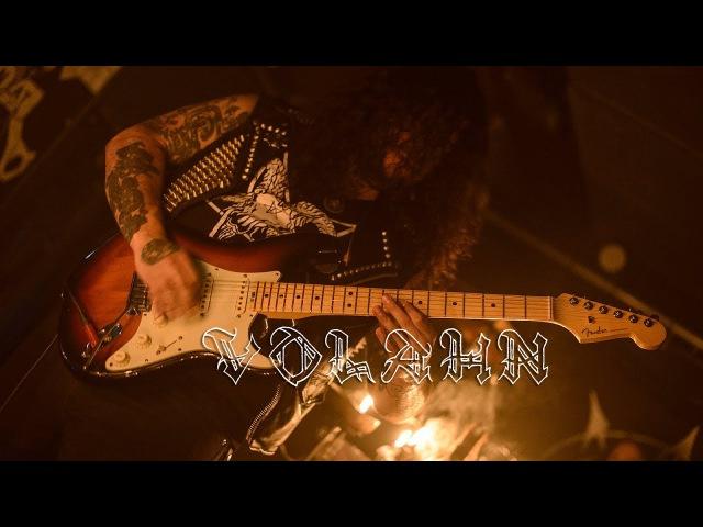Volahn - Trascendencia del Espacio y tiempo (live Lyon - 300118)