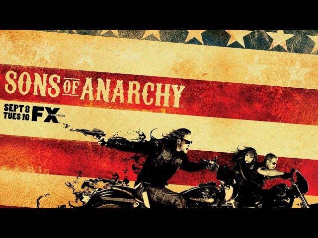 Заставка к сериалу Сыны анархии