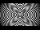 Optical illusion Circle HD 4k natural hallucinogen