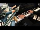Black Clover - Aoi Honoo - Piano