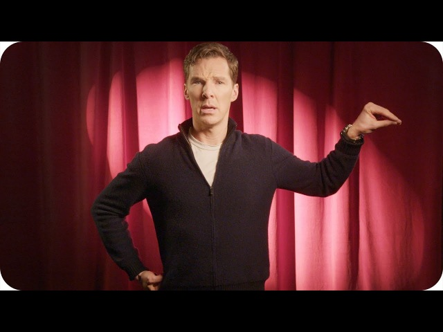 Benedict Cumberbatch Performs I'm a Little Teapot Omaze