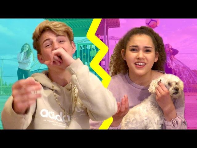 MattyBRaps Reacts: Boys Are So Ugh! (Haschak Sisters)