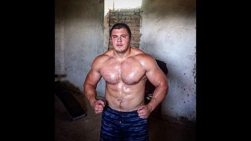 Крушащие ноги: Мурод «Азиатский медведь» Хантураев