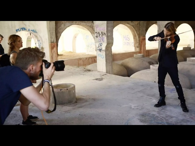 David Garrett - Rock Revolution Making-Of