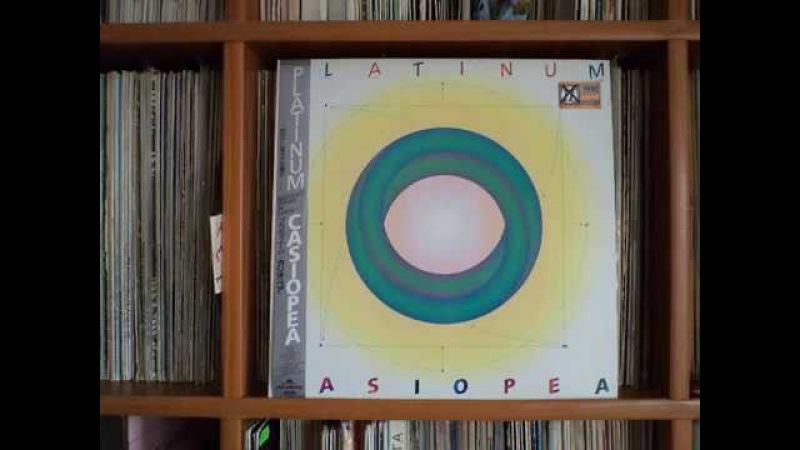 Casiopea - Platinum (1987, Aura Records 28MX-2544) full lp