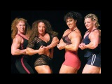 Best muscle girls!Extreme Female BodyBuilders!Collection Female Bodybuilding! Collection Muscle wome
