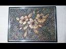 Картина Панно своими руками Папье Маше и Пейп Арт