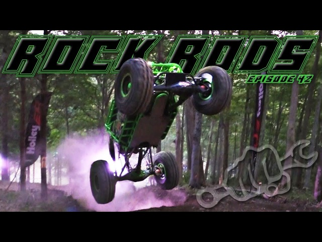 Ultra4 vs SRRS Shootout at Dirty Turtle Rock Rods Episode 42