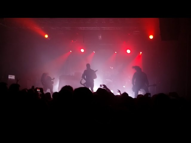 Satyricon - Fuel for Hatred live Bologna 07/10/2017