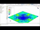 Abaqus/CAE SPH Modeling Tutorial: Example- Bird Strike–Step by Step Method