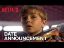 Lost in Space Date Announcement HD Netflix