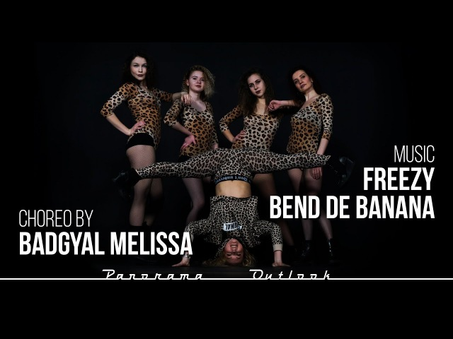 FREEZY||MAD RUSSIAN_BEND DE BANANA|| DANCEHALL CHOREO by MELISSA