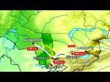 Путешествие на Юг. TVK-UKO. РИЗА card. Шымкент