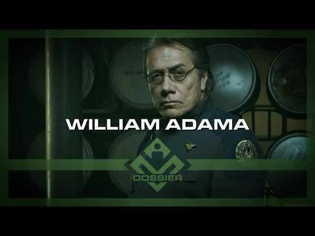 William Adama | Battlestar Galactica | Dossier Pilot