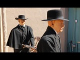 Robotic Cowboys and Hysterical Gravestones - OK Corral and Boothill Cemetery