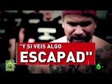 Los ultras del Spartak con entrenamiento militar que llegan a Bilbao 21-2-18