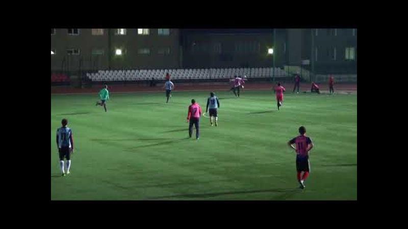 Amateur league КБР 2018| Ла Лига. 1 тур. Вильярреал - Малага . 1 тайм.