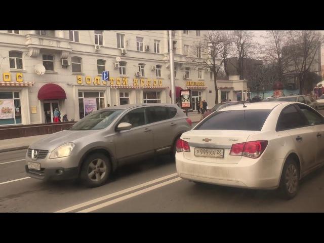 Ростовский троллейбус /Rostov trolleybus
