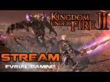 Альфа-выходные и Анализ НРД Kingdom Under Fire 2 Официальный Русский Сервер