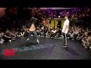 Bouboo vs Dam'en 1st ROUND BATTLES Hiphop Forever Summer Dance Forever 2017