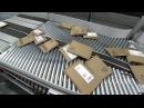 Sortation System at PostNord's New Logistics Terminal