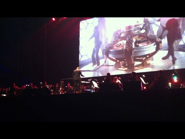 Fifty - This is Gallifrey (1) - Doctor Who Symphonic Spectacular 2015 Perth