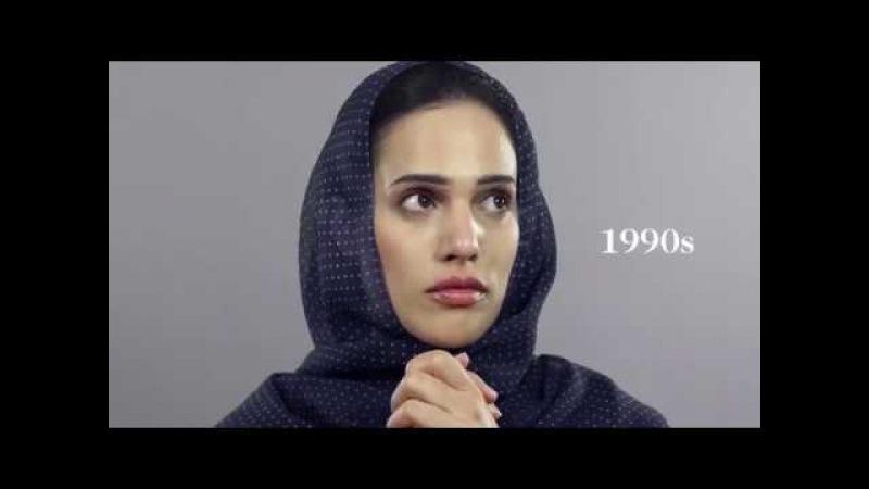 ШОК! Как менялась женская мода Ирана под влиянием религиозной власти в стране! За 2 минуты!
