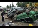 Автокатастрофа Компиляция 73 роковая авария Ноябрь 2017