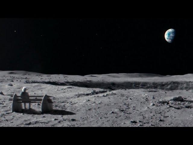 John Lewis - Man On The Moon (advert.ge)