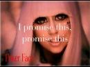 Lady GaGa - Poker Face (Clean) [Lyrics] (HD)