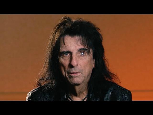 Alice Cooper Evil Bands Marilyn Manson Religious Talks