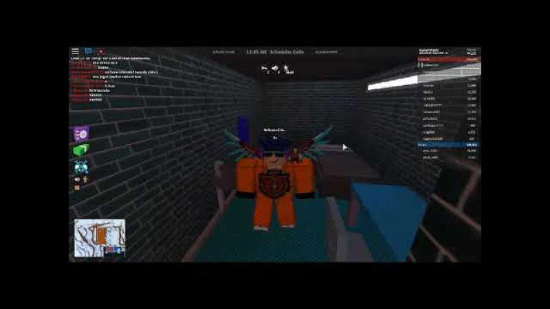 Оббычный день когда играю в роблокс ROBLOX jailbreak