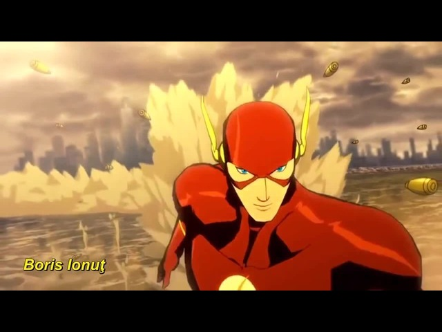 The Flash Tribute - Time of Dying (Justice League: The Flashpoint Paradox )