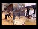Dwyane Wade hooping with Rajon Rondo, Mike Conley & other NBA Players