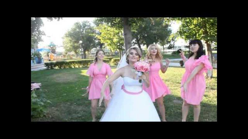 Свадебный клип Ты только мой Настя и Денис Пряхины