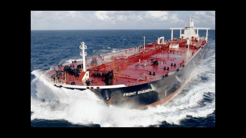 Supertankers | The Largest Ship Tankers - Geographic History