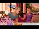 Barbie Vlog Барби Влог 39 Tina Bars MacAdams