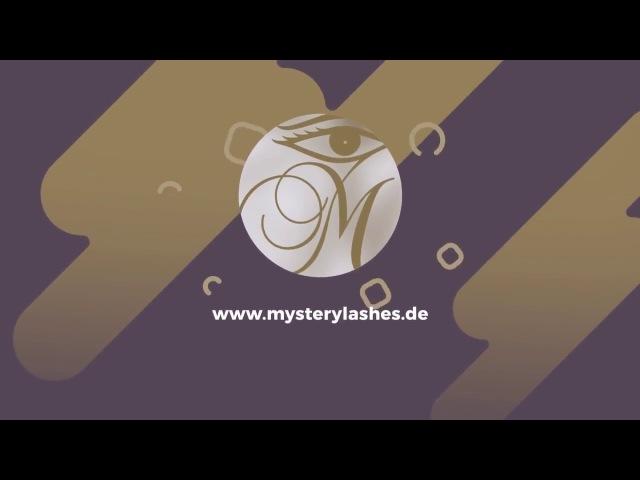 Wimpernverlängerung inkl. Schulung, Wimpernkleber   mysterylashes.de